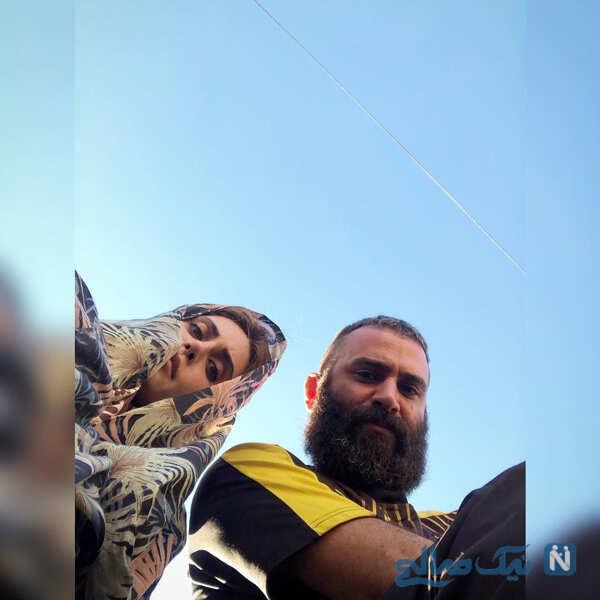 مهران مدیری در خاتون تا امیر نوری در دبی با عروسی مهسا طهماسبی