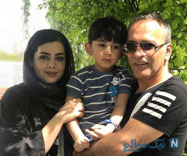 پسر حمیدرضا آذرنگ به وقت تولد تا هادی کاظمی در قبله عالم