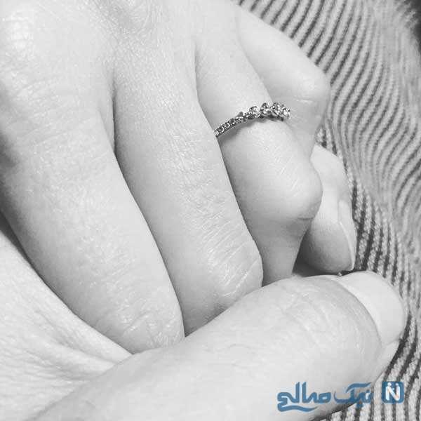 ازدواج نوید محمدزاده