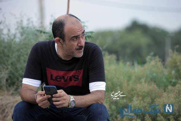 نگار عابدی در دودکش تا شقایق دهقان و پسرش با تشکر امیر جدیدی