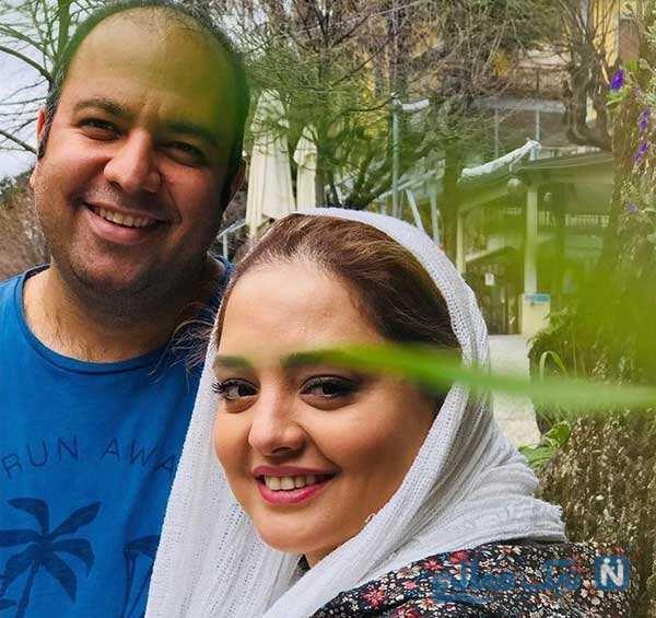 علی اوجی و همسرش تا تیپ مافیایی شبنم قلی خانی با لاله اسکندری