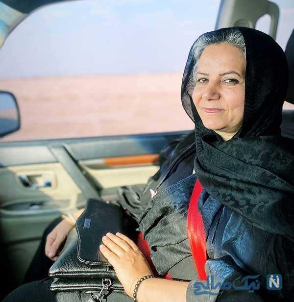 مادر رضا بهرام