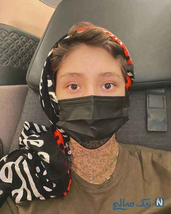 همسر نوید محمدزاده