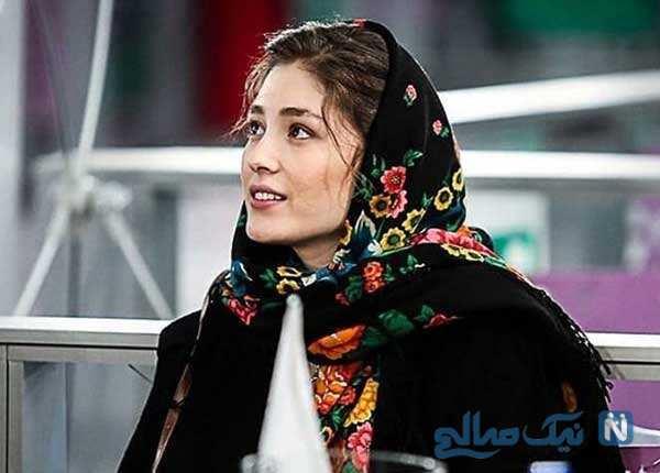 همسر نوید محمدزاده تا تولد برادر نیلوفر شهیدی و علی ضیاء در رامسر