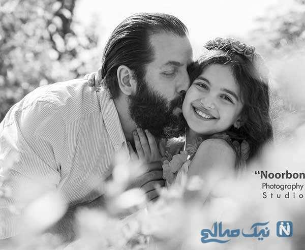 دختر امیررضا دلاوری تا عاشقانه زیبای نوید محمدزاده برای همسرش