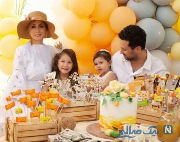 جشن تولد شاهرخ استخری
