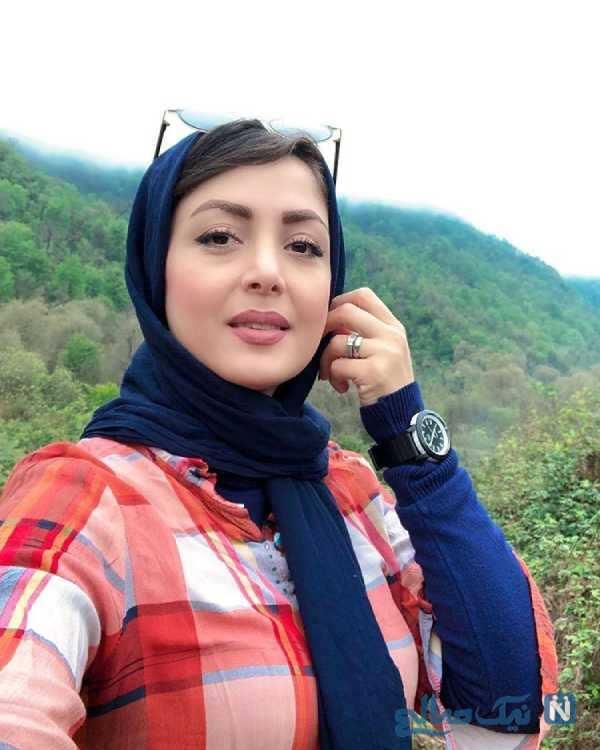 لیلا سعیدی مجری صدا و سیما