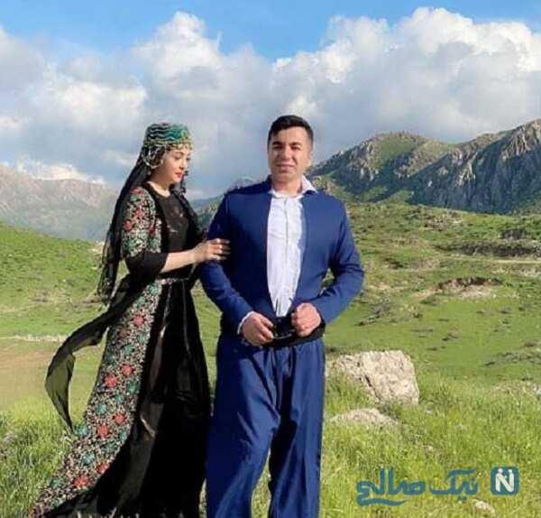 همسر لیلا سعیدی