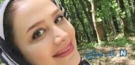 غش کردن سارا روستاپور مجری تلویزیون در یک برنامه زنده