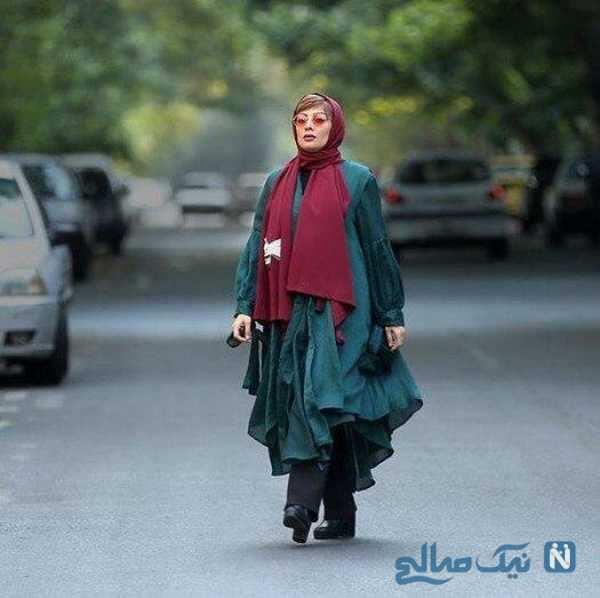 لباس های یکتا ناصر بازیگر