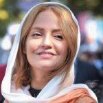 تصویری از تیپ و مدل موی جدید مهناز افشار