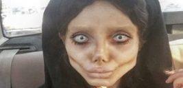 سحر تبر از چهره واقعی خود در اینستاگرام رونمایی کرد
