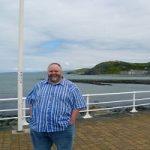 مرد چاقی که توانست ۱۲۷ کیلو گرم وزن کم کند