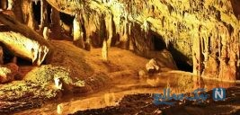 غار داملاتاش آلانیا +تصاویر