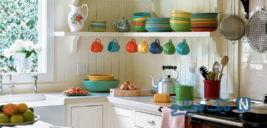 هفت راه ساده برای مرتب ماندن آشپزخانه