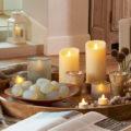 با این ایده های خلاقانه خانه های خود را پر از شمع های رمانتیک کنید +تصاویر