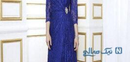 لباس مجلسی زنانه مارک دار