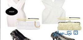 شیک ترین ست لباس مهمانی / به سبک کیم کارداشیان برای مهمانی ها ست کنید