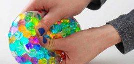 آموزش ساخت توپ ضد استرس با وسایل ساده