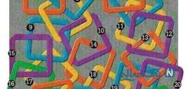 تست هوش تصویری: حلقه های غیرمتصل