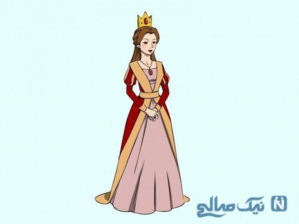 معمای خواستگاری دختر پادشاه