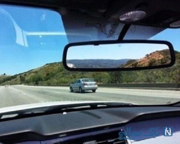 تست هوش فاصله تا آینه برای دیدن تصویرخود!