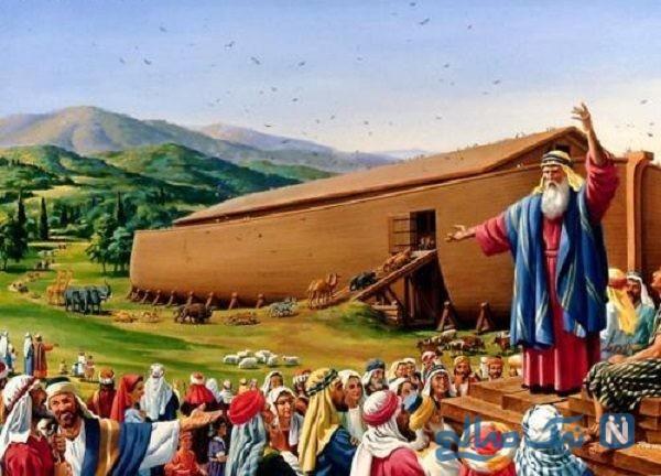 هرکه با نوح نشیند چه غم از طوفانش