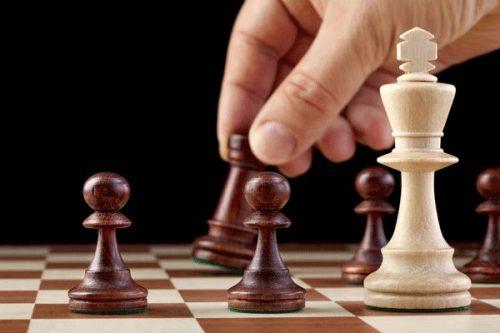 معمای صفحه شطرنج