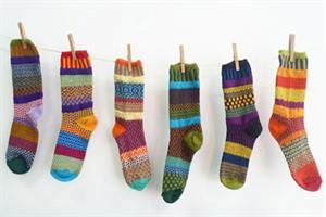معمای ساده ۲۵ لنگه جوراب!