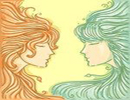 تست هوش خواهران دوقلو ژمینا و تمینا
