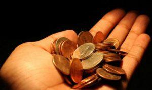 معمای جالب ترتیب سکه ها