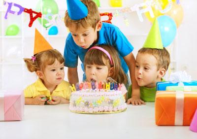 معمای جالب جشن تولد ، نام مادر هر فرزند را پیدا کنید