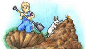 معمای گودال و خاک برای تیزهوشان