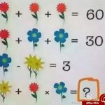 معمای گل ها هزاران کاربران اینترنت را گیج کرد