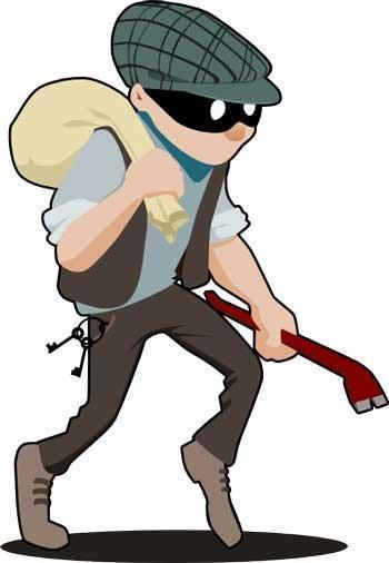 معمای پیدا کردن دزد