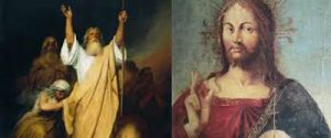 عیسی به دین خود موسی به دین خود