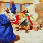 ضرب المثل بخیل سومی را خدا بکشد