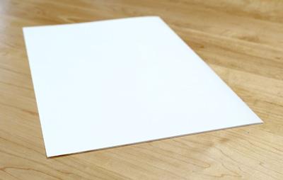 معمای المپیادی کاغذ تا شده