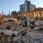 شیرین ترین معجزه مادر شوهر برای عروس باردارش در زلزله کرمانشاه +عکس