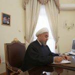 تبریک عید فطر حسن روحانی به سران کشورهای مسلمان