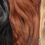 موی دکلره شده راچه رنگی بذاریم که به زردی نزند