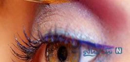 چه ترکیب رنگهایی رابرای سایه ی چشم انتخاب کنیم
