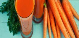تاثیر هویج بر زیبایی پوست