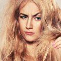 درمان برای موهای شکننده بعد از مش و رنگ