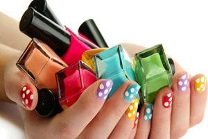 رنگهای مختلف لاک ناخن را خودتان درست کنید