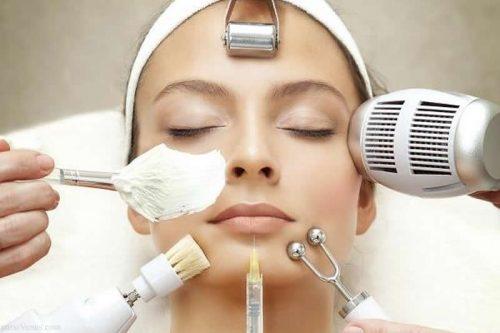 ماسک سفت کننده پوست