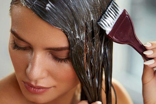 نکاتی برای رنگ کردن مو