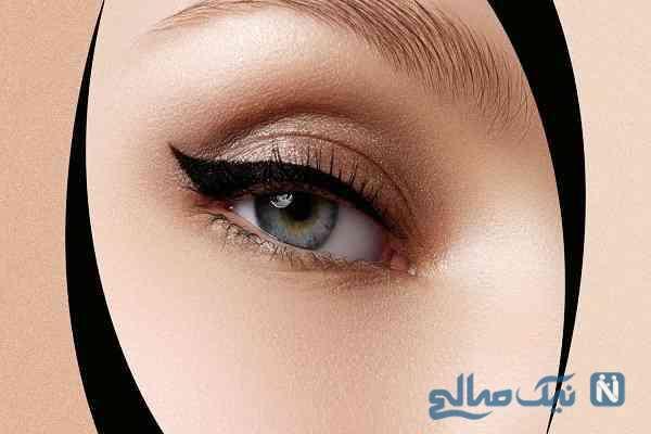 چه خط چشمی به شما می آید؟