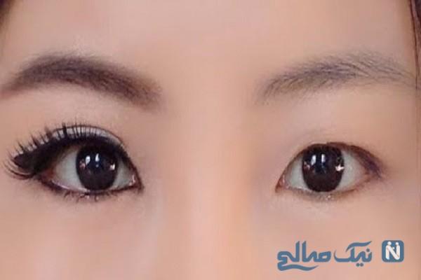 چگونه چشم های پف دار را جذابتر کنیم