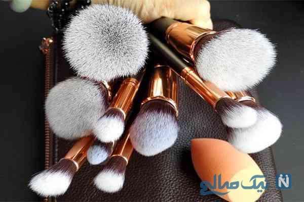 ۲ روش از بین بردن باکتری های قلم آرایشی